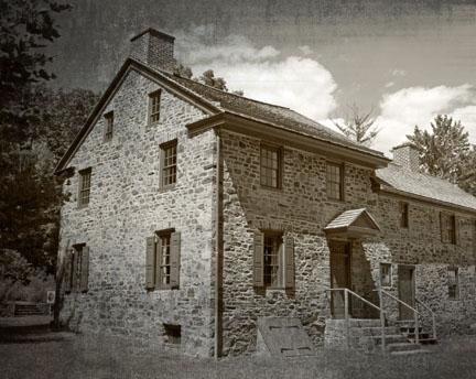 History Moland House
