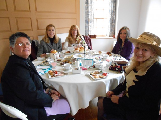 Spring Tea 2014 at the Moland House 018