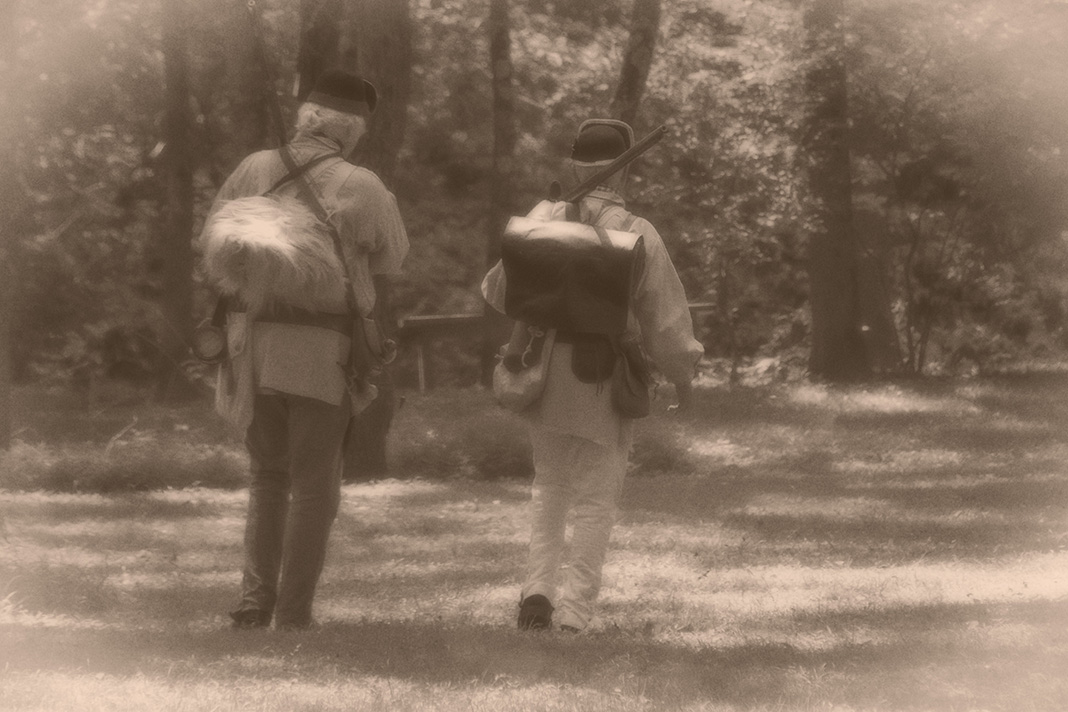 2013 Reenactment  for Patron page
