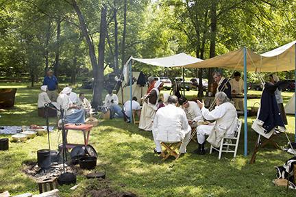 Moland Reenactment _ August 2014